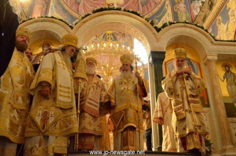 Εγκαίνια του Ι.Ν. Αγίου Iωάννη Βλαδιμήρου στο Μπάρ Μαυροβουνίου (ΦΩΤΟ)