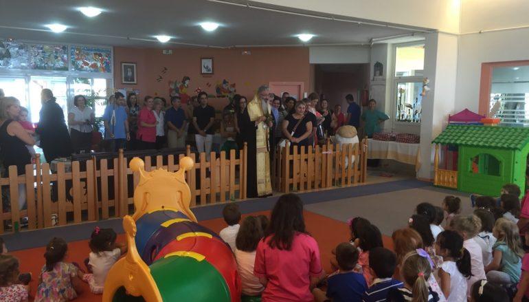 Αγιασμός σε Βρεφονηπιακό Σταθμό και Νηπιαγωγείο της Μητροπόλεως Αλεξανδρουπόλεως (ΦΩΤΟ)