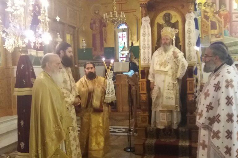 Κυριακή μετά την Ύψωση στον Ι.Ν. Αγίας Σοφίας Πατρών (ΦΩΤΟ)