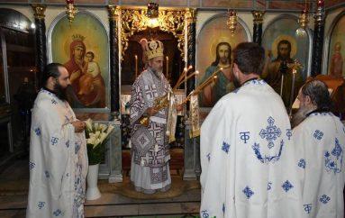 Η εορτή της Συνάξεως των Αγίων Θεοπατόρων Ιωακείμ και Άννης στο Πατριαρχείο Ιεροσολύμων (ΦΩΤΟ)