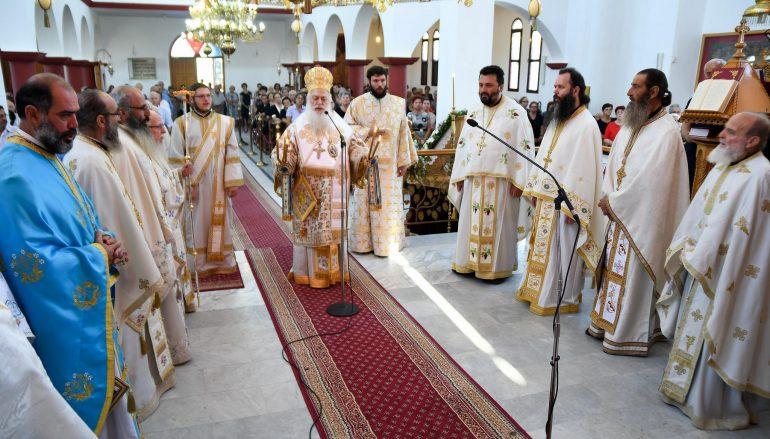 Η εορτή του Αγίου Αλεξάνδρου στην Ι. Μ. Βεροίας (ΦΩΤΟ)