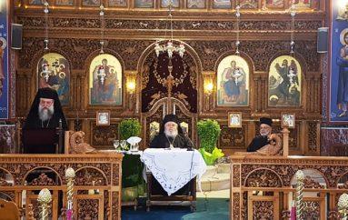 Γενική Ιερατική Σύναξη στην Ι. Μ. Κηφισίας (ΦΩΤΟ)