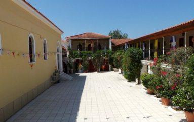 Θρασύτατοι ιερόσυλοι άδειασαν το παγκάρι στην Ι. Μονή Γηροκομείου