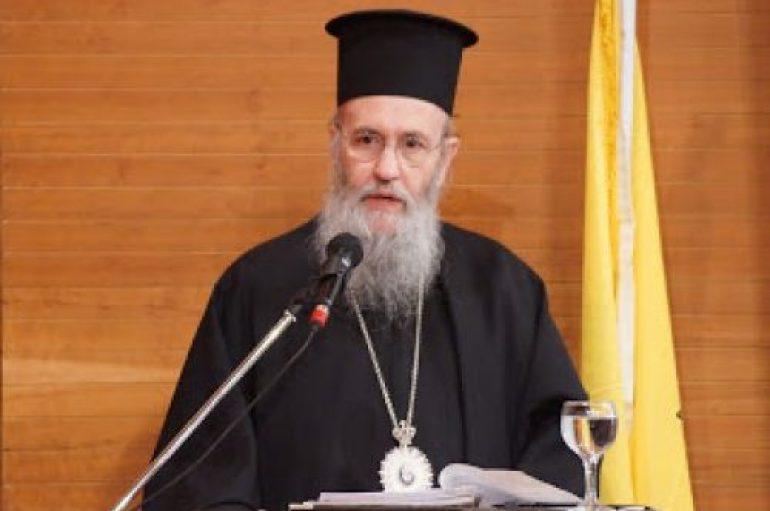 Ο Ναυπάκτου Ιερόθεος για το μάθημα των Θρησκευτικών (ΒΙΝΤΕΟ)