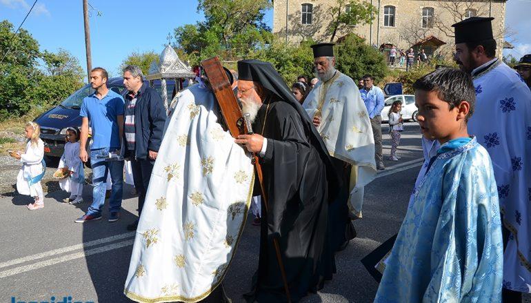 Υποδοχή της Παναγίας Έλωνας στον Κοσμά Κυνουρίας (ΦΩΤΟ – ΒΙΝΤΕΟ)
