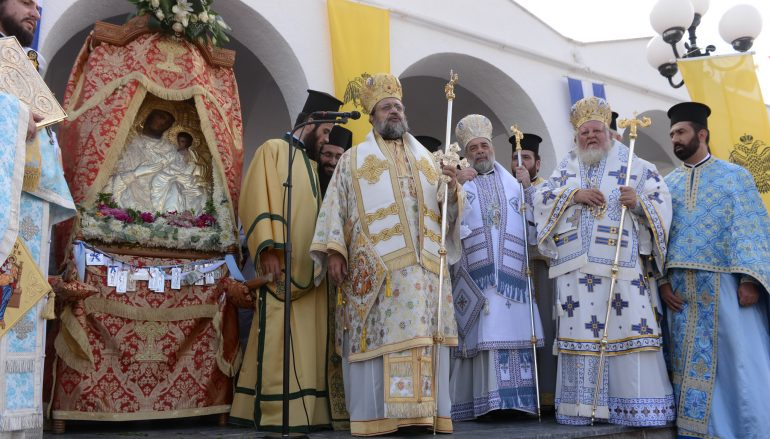 Μεσσηνίας Χρυσόστομος: «Η θρησκευτική συνείδηση των Ελλήνων δεν κινδυνεύει από κανέναν» (ΒΙΝΤΕΟ-ΦΩΤΟ)