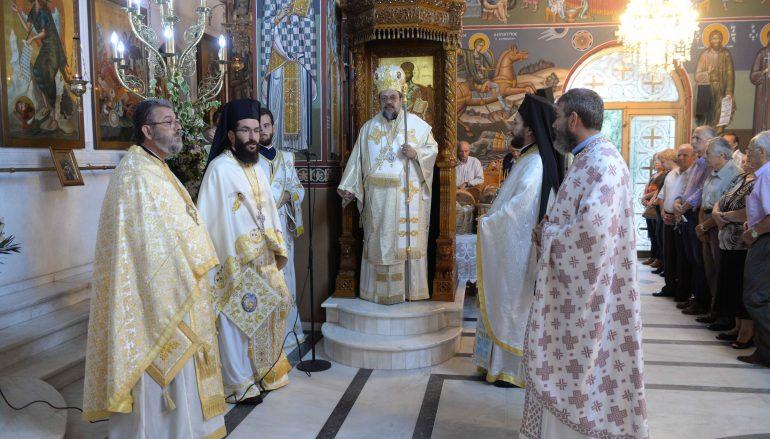 Η εορτή του Γενεθλίου της Θεοτόκου στην Καλαμάτα (ΦΩΤΟ)