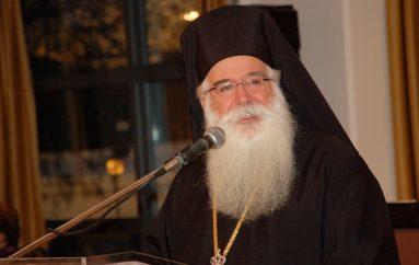 Ο Μητροπολίτης Δημητριάδος στο CNN Greece για τις σχέσεις Εκκλησίας – Πολιτείας