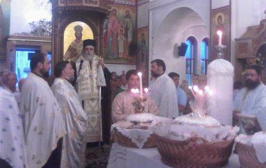Η εορτή του Αγίου Μάμαντος στο Κάστρο Ηλείας (ΦΩΤΟ)