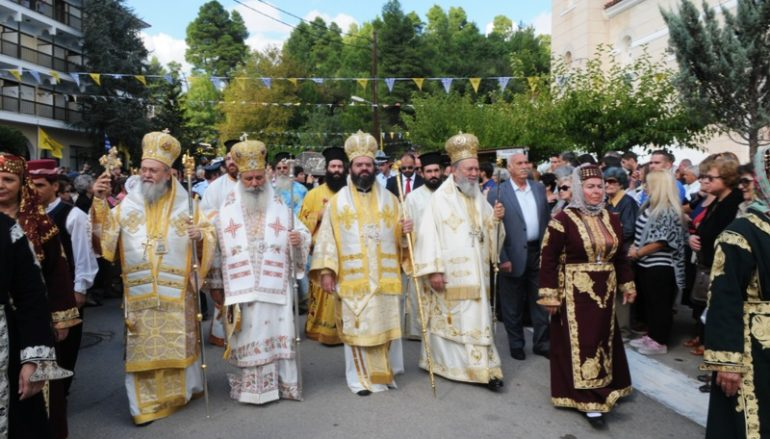 Με λαμπρότητα τελέσθηκε η δεύτερη ετήσια Πανήγυρη του Οσίου Ιωάννη του Ρώσου (ΦΩΤΟ)