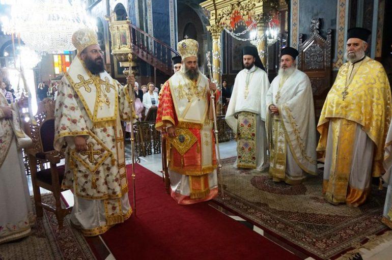 Εορτή της συνάξεως των αγίων της Θεσσαλιώτιδος Εκκλησίας (ΦΩΤΟ)