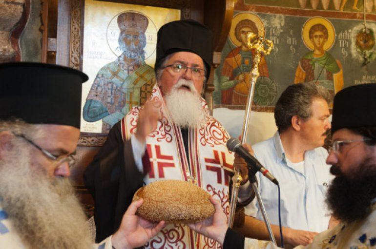 Την Κυριακή η εξόδιος ακολουθία του μακαριστού Μητροπολίτη Ιεραπύτνης