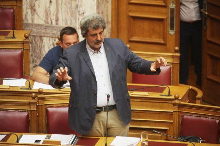 Πολάκης υπέρ Φίλη: «Μην σταματάς, είμαστε όλοι μαζί σου»