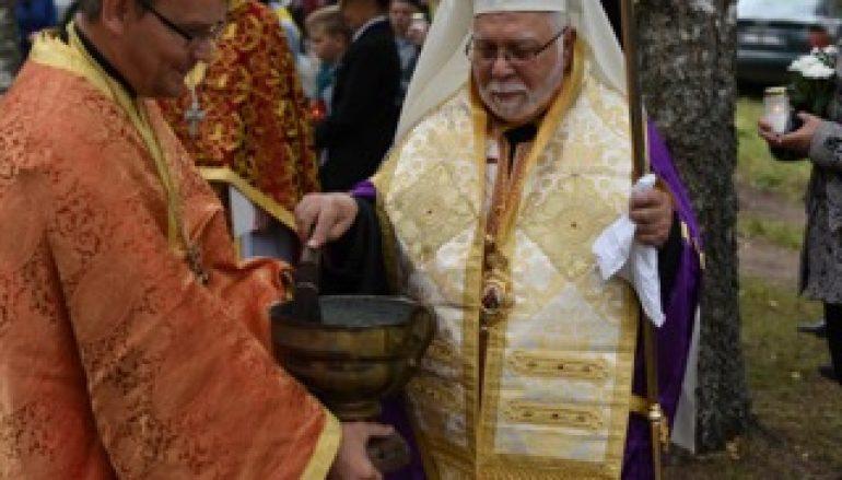 Εκδήλωση για τους Νεομάρτυρες Θεόδωρο και Άννα στην Εσθονία (ΦΩΤΟ)