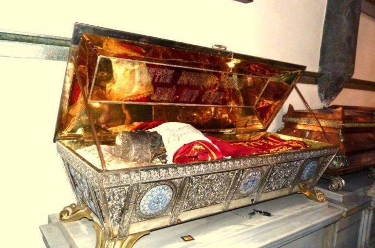 Θεία Λειτουργία για την μνήμη της Αγίας Ευφημίας και Πατριαρχικό Τρισάγιο για τον Μητροπολίτη Ιεραπύτνης