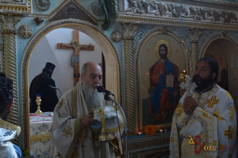 Ο εορτασμός της Τιμίας Ζώνης στη Χώρα Γορτυνίας (ΦΩΤΟ)