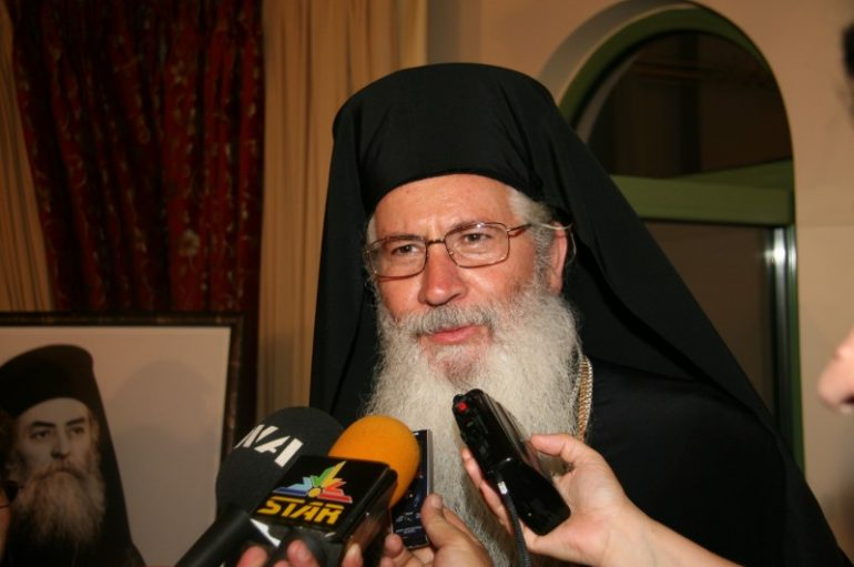 """Μητροπολίτης Θηβών: """"Μονομερής ενέργεια το νομοσχέδιο για τα Θρησκευτικά"""" (ΒΙΝΤΕΟ)"""