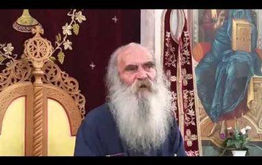 Ηγούμενος Ιουστίνος της Ι.Μ. Φρέαρ του Ιακώβ: «Αν υπήρχε ορθόδοξο στοιχείο στην Ελλάδα θα είχε κατεβάσει τον Αρχιεπίσκοπο» (ΒΙΝΤΕΟ)