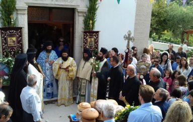 Η εορτή του Αγίου Ιωάννη του Θεολόγου στο Χουδέτσι Ηρακλείου (ΦΩΤΟ)