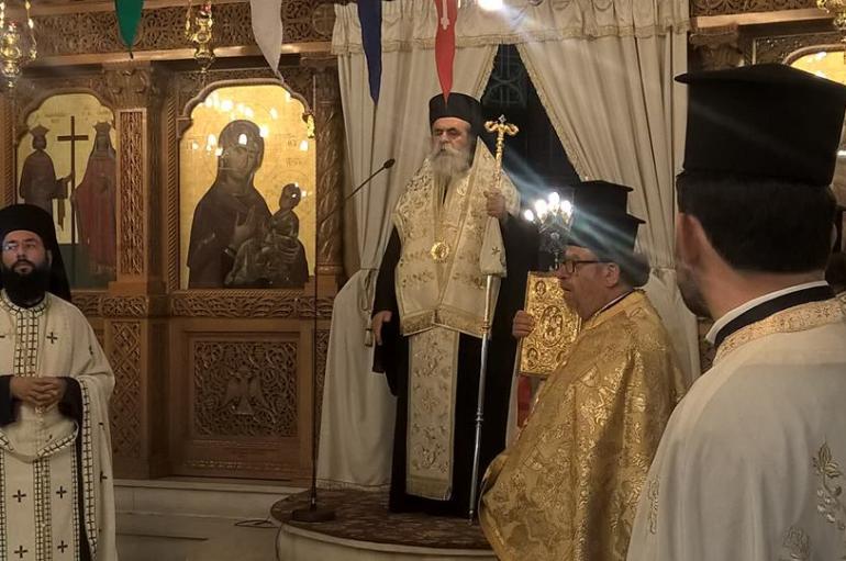 H εορτή της Αγίας Σοφίας στην Ανδραβίδα (ΦΩΤΟ)