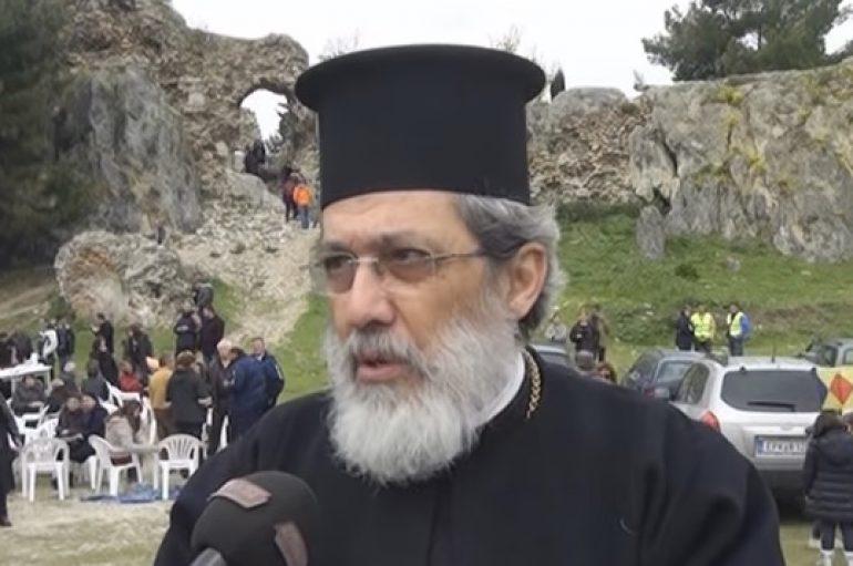 Δήλωση Μητροπολίτη Σιδηροκάστρου για τα Θρησκευτικά (ΒΙΝΤΕΟ)