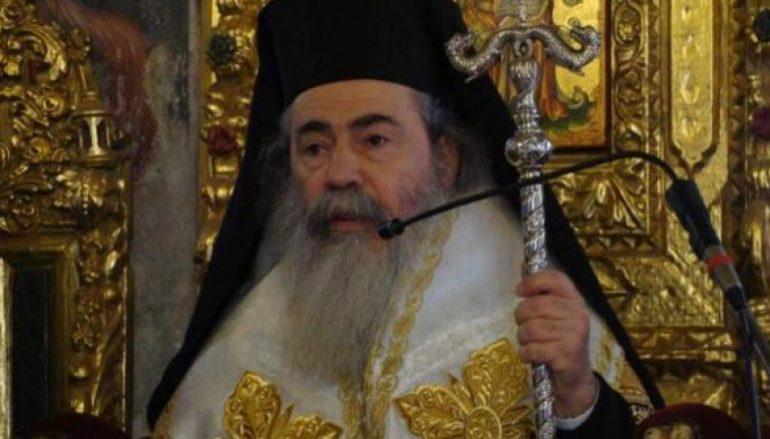 Ανακοίνωση του Πατριαρχείου Ιεροσολύμων για τους Μοναχούς Ιωαννίκιο και Γούριο