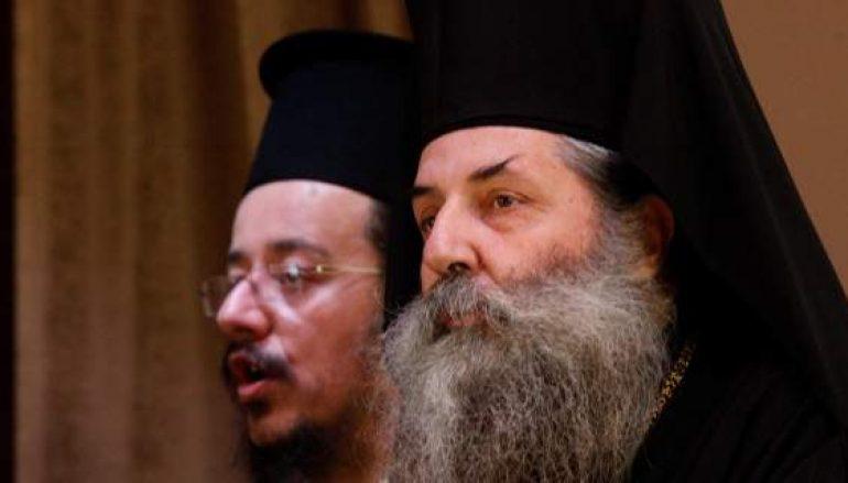 Μητροπολίτης Πειραιώς: «Κρύβεται ο Καμμένος για τα Θρησκευτικά!»