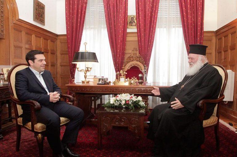 """Πρωθυπουργός: """"Τα θρησκευτικά δεν μπορούν πια να έχουν ομολογιακό χαρακτήρα"""" (ΒΙΝΤΕΟ)"""