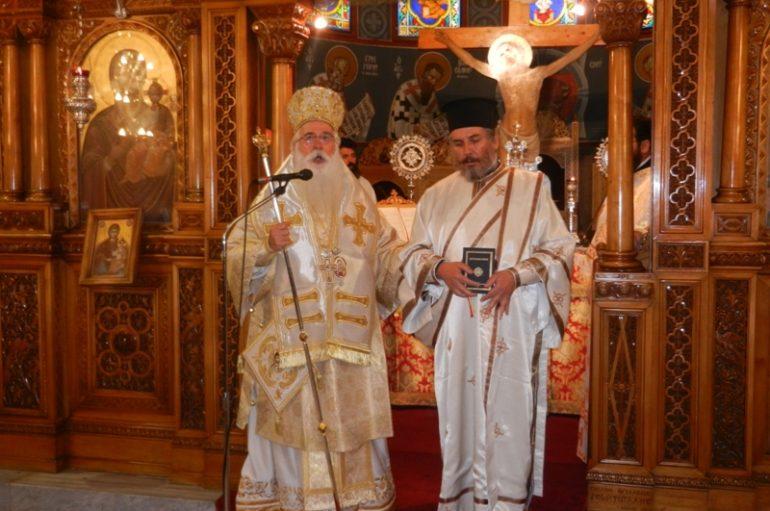 Δημητριάδος Ιγνάτιος: «Ο Ιερός Κλήρος βγαίνει μέσα από τα σπλάχνα του λαού μας» (ΦΩΤΟ)