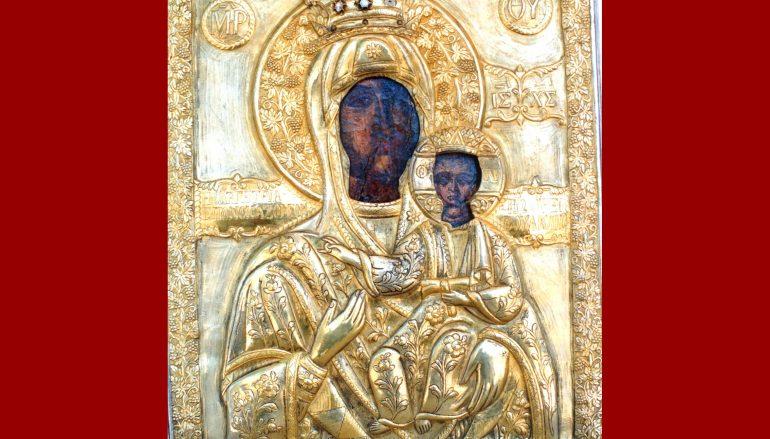 Η Παναγία Βουλκανιώτισσα στον Ι. Ν. του Αγίου Δημητρίου στο Βύρωνα