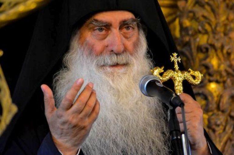 """Σιατίστης Παύλος: """"Η πολιτεία δεν θέλει τα παιδιά μας να μαθαίνουν για το Χριστό"""" (ΒΙΝΤΕΟ)"""