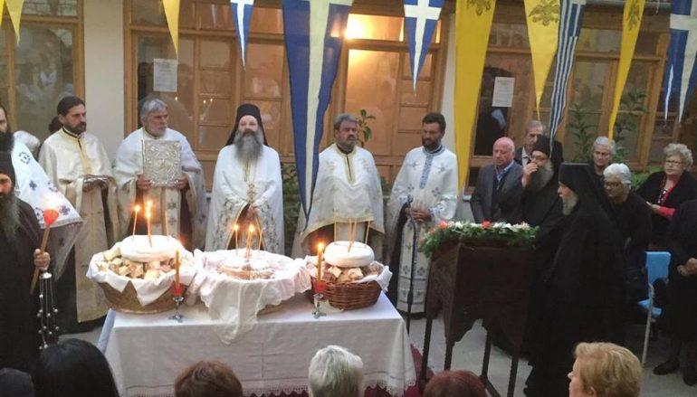 Πανηγύρισε η Ι. Μονή Παναγίας Γοργοεπηκόου Νεστάνης (ΦΩΤΟ – ΒΙΝΤΕΟ)