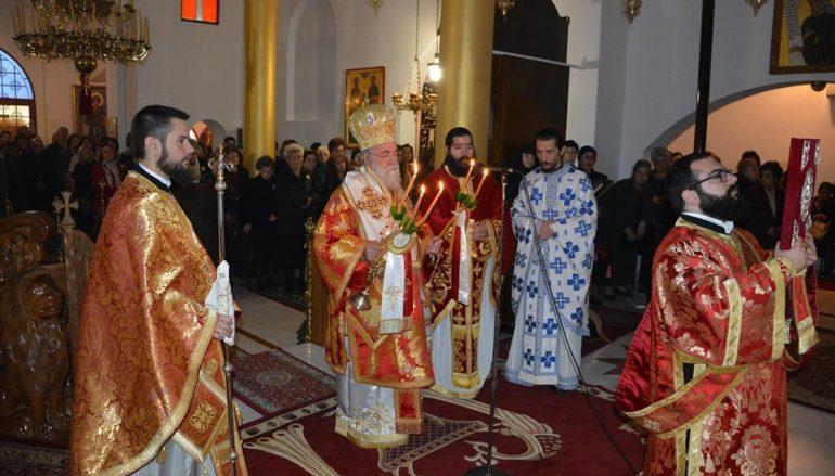Η Εορτή του Αγίου Δημητρίου στην Ιερά Μονή Αγίου Δημητρίου Νικησιάνης (ΦΩΤΟ)