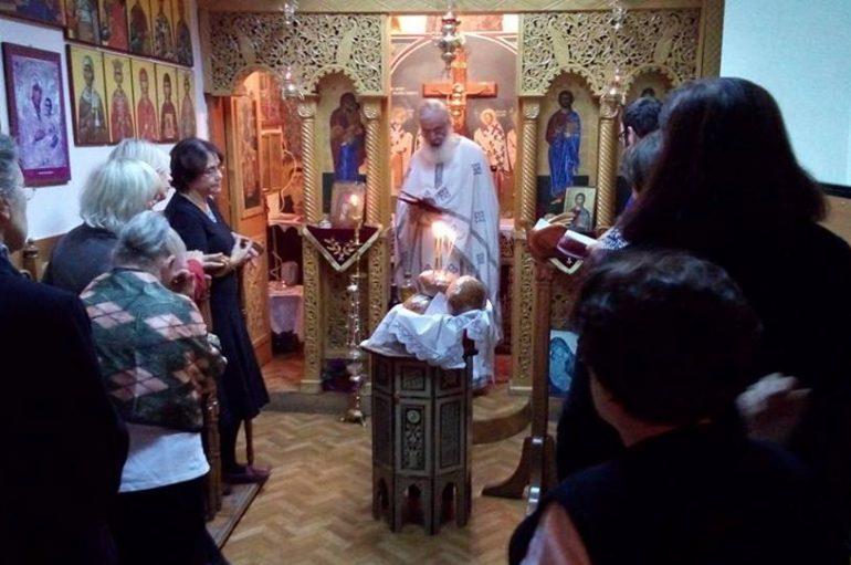 Η Εορτή της Αγίας Σκέπης στο Νοσοκομείο Γεννηματά Θεσσαλονίκης (ΦΩΤΟ)