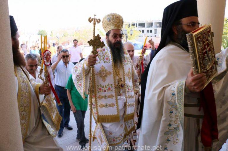 Η εορτή Αγίου Ισαάκ του Σύρου στην Ντόχα του Κατάρ (ΦΩΤΟ)