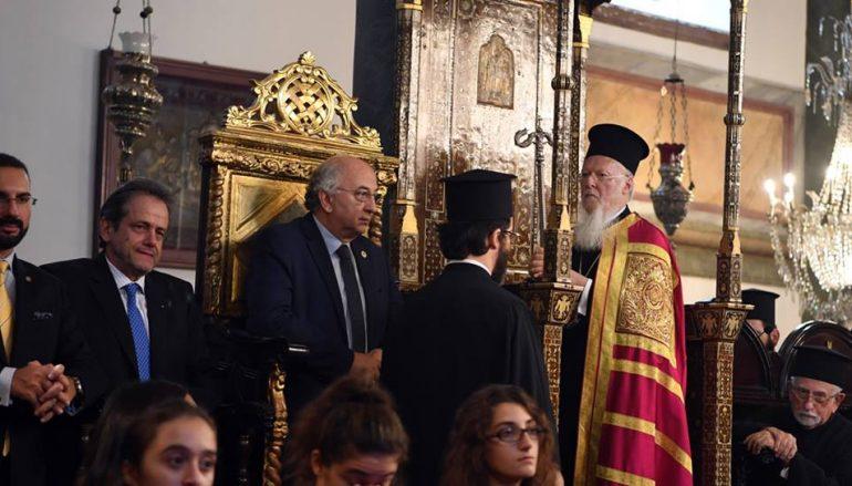 Τα 25 χρόνια Πατριαρχίας του Οικ. Πατριάρχη στο Φανάρι (ΦΩΤΟ)