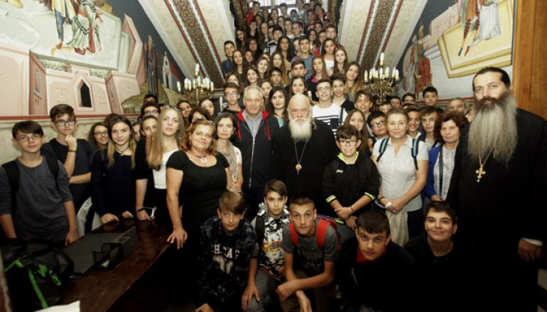 Αρχιεπίσκοπος: «Η Ελλάδα και η Ορθοδοξία δεν πωλούνται» (ΦΩΤΟ)