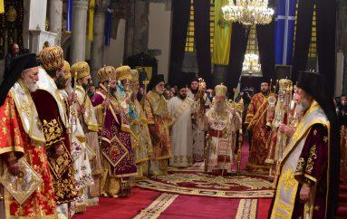 Λαμπρός εορτασμός του Πολιούχου της Θεσσαλονίκης Αγίου Δημητρίου (ΦΩΤΟ-ΒΙΝΤΕΟ)