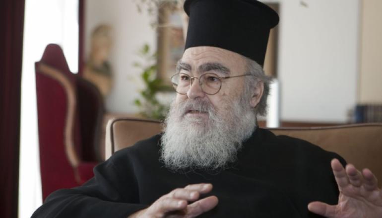 Μητροπολίτης Δωδώνης: «Συμφέρει την Εκκλησία ο χωρισμός…» (ΒΙΝΤΕΟ)