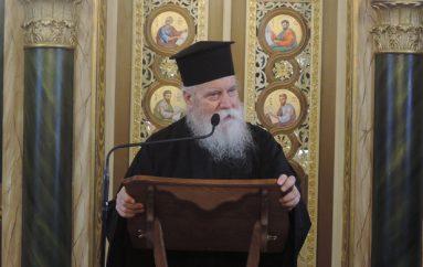 Αρχιμ. Δανιήλ Αεράκης: «Ο Χριστός είναι σωτήρας, δεν είναι οδοστρωτήρας» (ΒΙΝΤΕΟ)