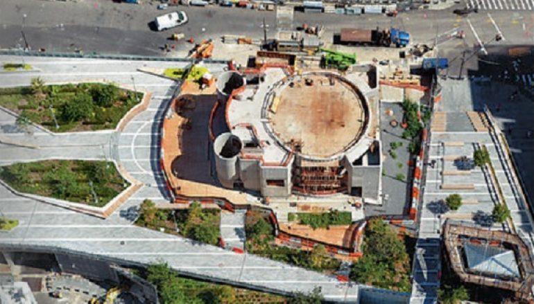 Συνεχίζεται με ταχείς ρυθμούς η ανοικοδόμηση του Ι.Ν. Αγ. Νικολάου Ν. Υόρκης (ΒΙΝΤΕΟ-ΦΩΤΟ)
