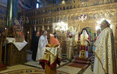 Η Καστοριά εόρτασε τον Άγιο Αρτέμιο (ΦΩΤΟ)