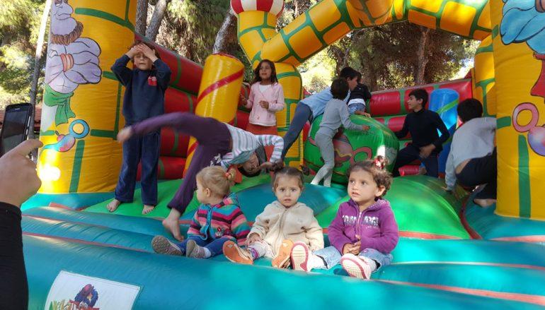 Παιδική εκδήλωση από την «Αποστολή» στο Κέντρο Φιλοξενίας του Αγίου Ανδρέα (ΦΩΤΟ)