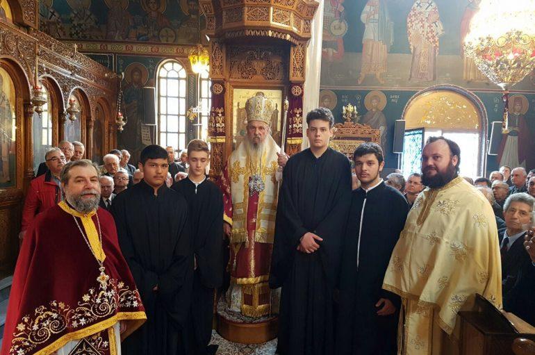 Η Εορτή του Αγίου Δημητρίου στην Ι. Μ. Λαρίσης (ΦΩΤΟ)