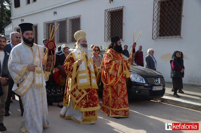 Με λαμπρότητα εορτάστηκε το Αντιμήρι του Αγίου Γερασίμου στην Κεφαλλονιά (ΦΩΤΟ)