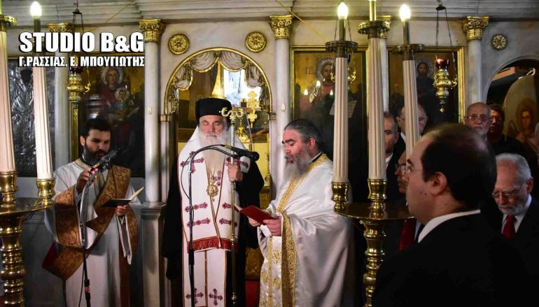 Επετειακές εκδηλώσεις για τον Ι. Καποδίστρια στο Ναύπλιο (ΦΩΤΟ – ΒΙΝΤΕΟ)