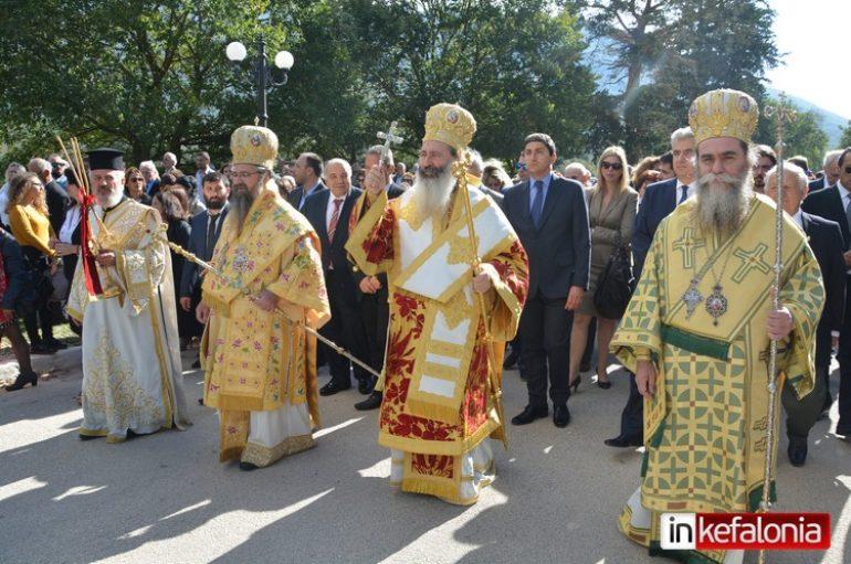 Η Κεφαλλονιά εόρτασε τον Πολιούχο της Άγιο Γεράσιμο (ΦΩΤΟ – ΒΙΝΤΕΟ)
