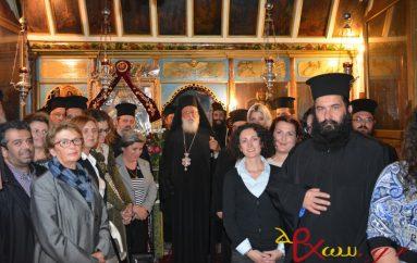 Σύναξη Κατηχητών στην Ιερά Μητρόπολη Μαντινείας (ΒΙΝΤΕΟ-ΦΩΤΟ)