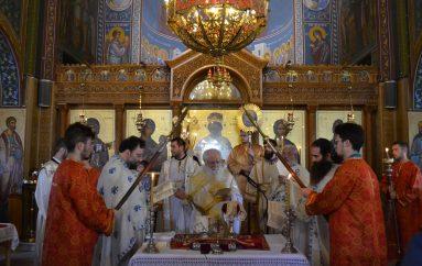 Η Θ. Λειτουργία του Αγ. Ιακώβου του Αδελφοθέου στον Ι. Ν. Αγ. Μαρίνας Ηλιουπόλεως (ΦΩΤΟ)