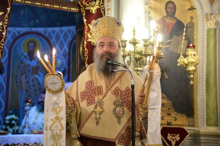 Η εορτή του Αγίου Δημητρίου του Μυροβλήτουστην Πάτρα (ΦΩΤΟ)